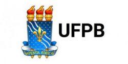 Homepage Universidade Federal da Paraíba