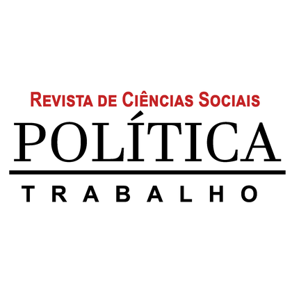 LOGO POLÍTICA e TRABALHO